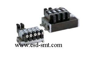 SMC Solenoid valves VFS Series