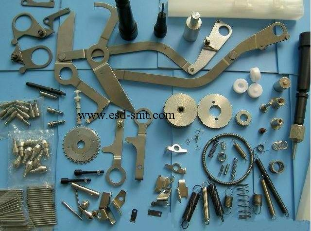 Yamaha feeder and machine parts